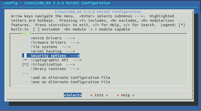 how to make linux kernel